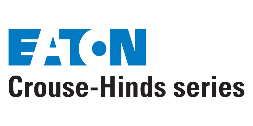 Eaton Crouse-Hinds series logo outlines crop